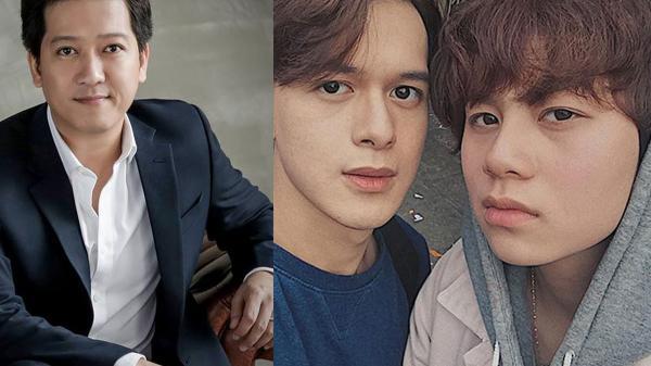 Trường Giang cảnh cáo diễn viên trẻ của 'Về nhà đi con' ngay trên sóng truyền hình