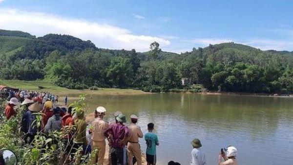 Đắk Lắk: Rủ nhau ra đập tắm, 3 học sinh tiểu học chết đuối thương tâm