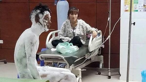 """""""Sốc nặng"""" với nguyên nhân khiến nam thanh niên người Quảng Ninh đổ xăng tự thiêu"""