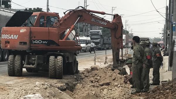 Cải tạo, nâng cấp QL18 (đoạn Bắc Ninh-Uông Bí):Tăng tốc thi công giai đoạn nước rút