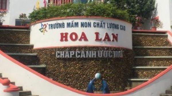 """TP. Uông Bí (Quảng Ninh) lên tiếng vụ trường mầm non thông báo """"phạt tiền"""" phụ huynh nộp học phí chậm"""