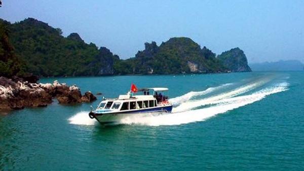 Thêm tàu cao tốc đưa du khách tham quan đảo Minh Châu