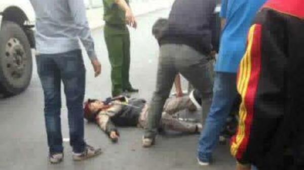 Quảng Ninh: Đâm vào xe tải đang đỗ, nam thanh niên chết thảm