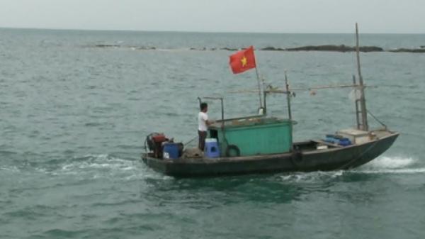Đắm tàu ở vùng biển Cô Tô (Quảng Ninh), 1 người mất tích
