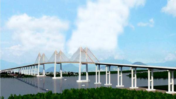 Sắp hoàn thành cầu Bạch Đằng nối Quảng Ninh và Hải Phòng
