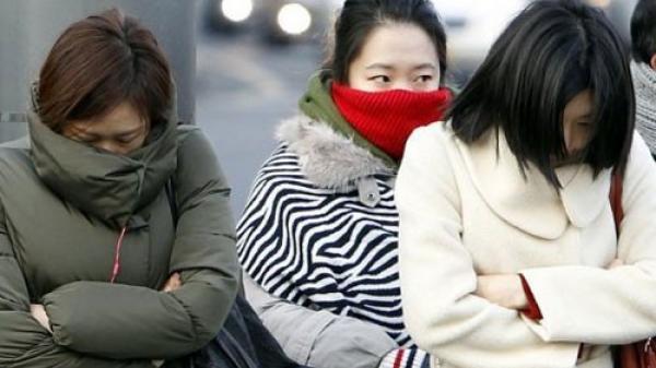 Miền Bắc hai ngày nữa rét đậm rét hại, nhiều nơi nhiệt độ thấp nhất 13 độ C