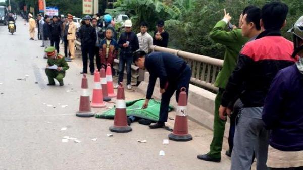 Quảng Ninh: Tai nạn giao thông nghiêm trọng, tài xế xe máy chết thảm