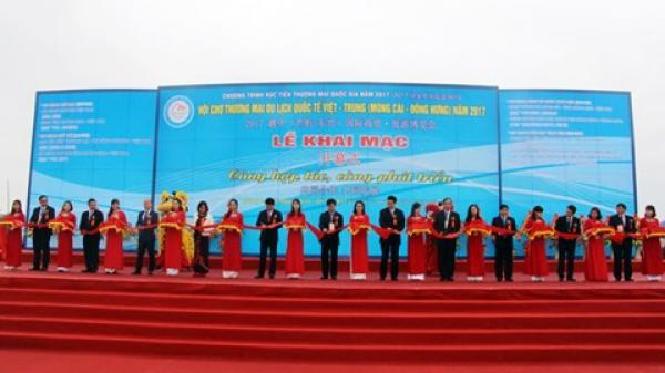 Quảng Ninh: Nhiều hoạt động tại Hội chợ thương mại, du lịch quốc tế Việt –Trung năm 2017