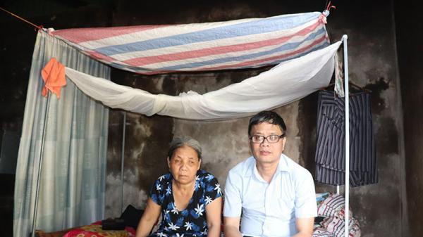 Éo le cảnh đời của một phụ nữ mù ở Vĩnh Linh