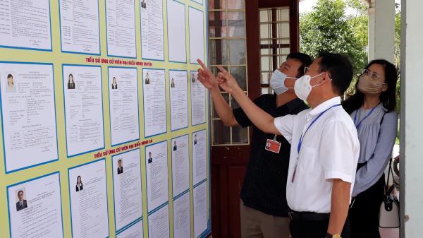Xây dựng nhiều phương án đảm bảo phòng, chống COVID- 19 cho cử tri tham gia cuộc bầu cử