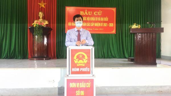 Danh sách những người trúng cử đại biểu Hội đồng nhân dân tỉnh Quảng Trị khóa VIII, nhiệm kỳ 2021 - 2026