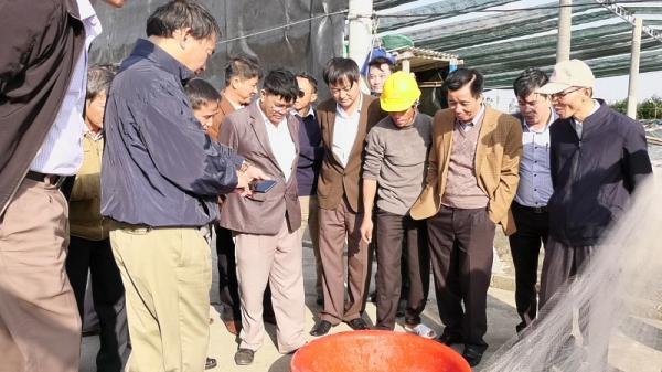 Vĩnh Linh: Hỗ trợ trên 300 triệu đồng cho 7 đề tài, dự án Khoa học công nghệ