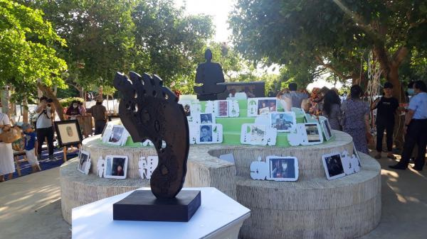 Triển lãm mỹ thuật nhân 100 năm ngày sinh danh họa Lê Bá Đảng