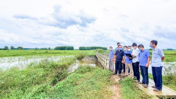 Đầu tư 140 tỉ đồng xây dựng đường nối thị trấn Cam Lộ với các vùng trọng điểm kinh tế
