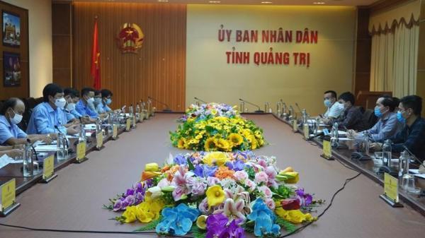 Triển khai công tác giải phóng mặt bằng Dự án nâng cấp, mở rộng Quốc lộ 9 đoạn từ Cảng Cửa Việt đến Quốc lộ 1