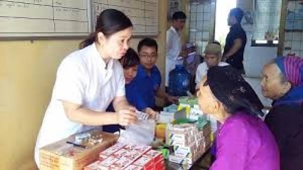 Trung tâm Y tế huyện Gio Linh thông báo tuyển dụng viên chức