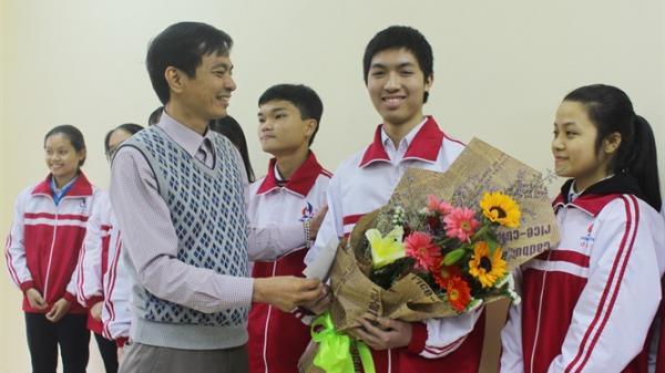 Quảng Trị: Em Nguyễn Tiến Đạt đoạt giải Nhất quốc gia môn Toán