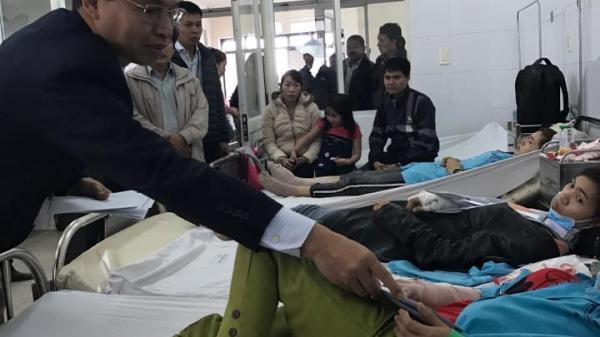 Hành khách hé lộ tình tiết quan trọng trong vụ lật xe 13 người thương vong