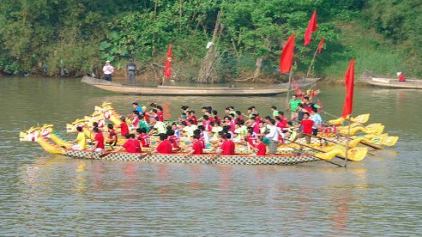 Quảng Trị: Sôi nổi đua thuyền kỷ niệm 110 năm ngày sinh Tổng Bí thư Lê Duẩn
