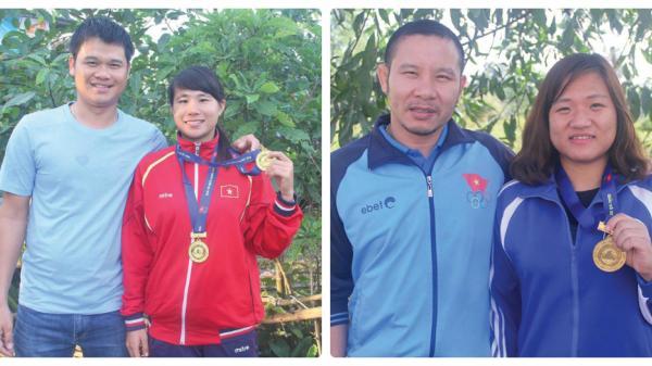 Những vận động viên xuất sắc năm 2017 của thể thao Quảng Trị: Nâng cao thành tích, chinh phục các đấu trường lớn trong khu vực và quốc tế