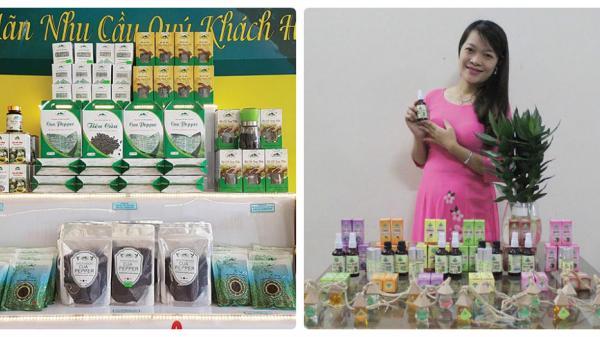 Những sản phẩm kết tinh từ mảnh đất Quảng Trị