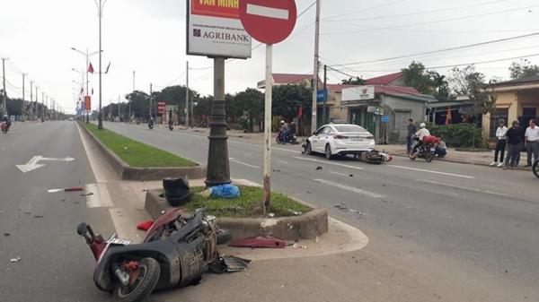 Quảng Trị: 5 ngày, xảy ra 6 vụ tai nạn khiến 3 người tử vong