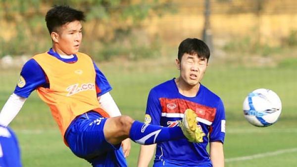 Sao trẻ U23 Việt Nam trước thềm V-League 2018: Sứ mệnh và khát vọng lớn của chàng trai Quảng Trị