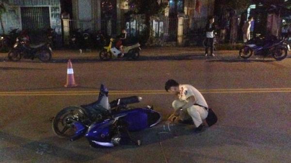 Đâm vào xe cùng chiều, nam thanh niên người Quảng Trị nguy kịch