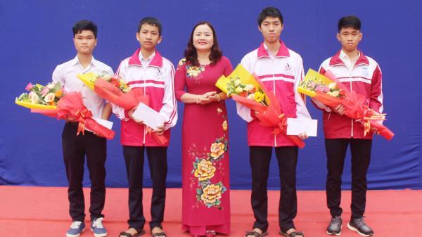 Ra quân dự thi chọn đội tuyển quốc gia thi Olympic khu vực và quốc tế