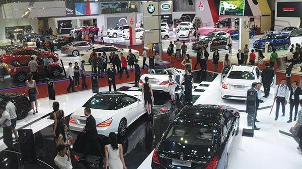 Xe Thái, Indonesia tràn về: Tháng 5 bùng nổ, ô tô giảm giá trăm triệu