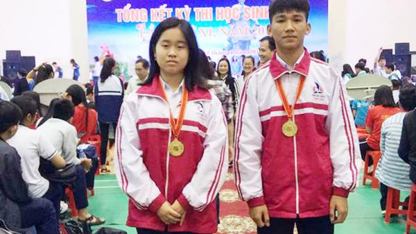 Trường THPT Chuyên Lê Quý Đôn đạt 2 Huy chương Vàng tại kỳ thi học sinh giỏi các các trường THPT