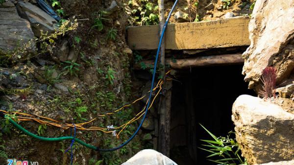 Giải cứu 11 thanh niên người Quảng Trị bị quản thúc, ép làm vất vả trong hầm khai thác vàng