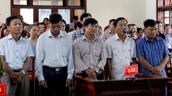 Bốn cán bộ xã ở Vĩnh Linh, Quảng Trị lĩnh án tù vì lập hồ sơ khống công trình
