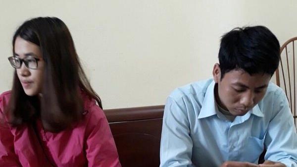 Đôi vợ chồng rao giảng 'Hội thánh đức chúa trời', đập bàn thờ nhà chủ trọ