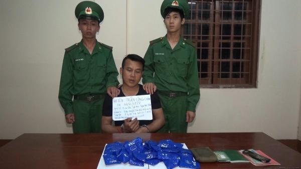 Bộ đội biên phòng Quảng Trị chặt đứt đường dây ma túy xuyên quốc gia