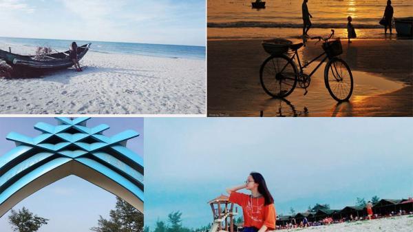 Bãi biển Cửa Việt, Quảng Trị - Điểm đến hấp dẫn cho những ngày hè oi ả