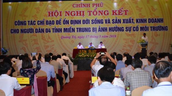 Quảng Trị: Gần 7.000 tỷ chi trả bồi thường, hỗ trợ thiệt hại sự cố môi trường biển
