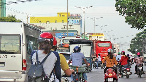 Cấp thiết đầu tư nối đường tránh phía Đông TP Đông Hà