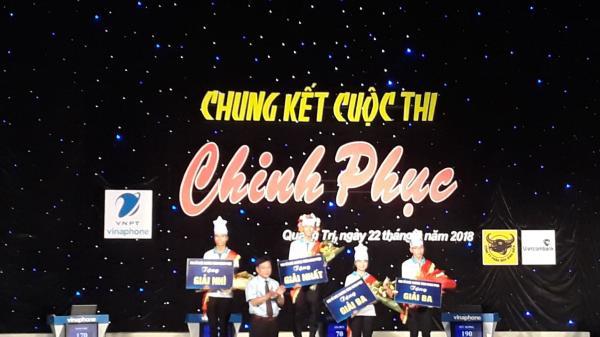 Quảng Trị: Chung kết cuộc thi Chinh phục
