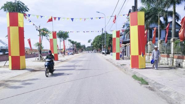 Tuyến phố văn hóa ẩm thực, điểm nhấn của du lịch thị xã Quảng Trị