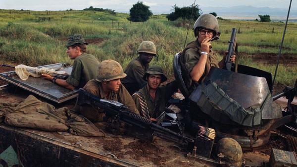 Chiến trường Quảng Trị năm 1972 qua ống kính quốc tế