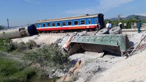 3 ngày 4 vụ tai nạn đường sắt: Vì đâu nên nỗi?