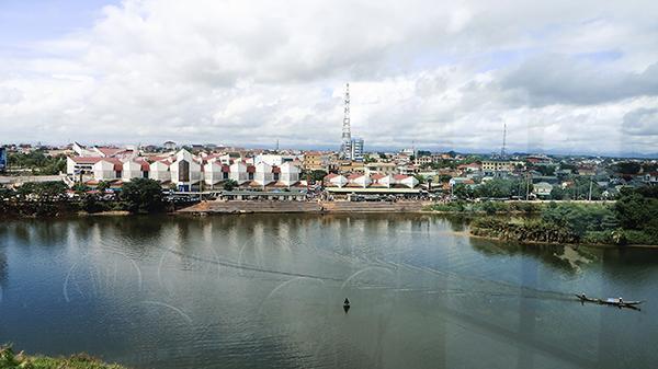 Chuẩn bị xây dựng đập ngăn mặn sông Hiếu
