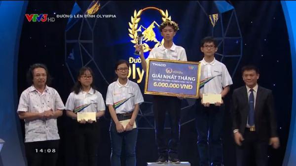 Chàng trai Quảng Trị xuất sắc giành vé vào cuộc thi Quý 4 'Đường lên đỉnh Olympia'