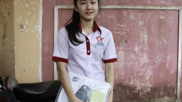 Nữ sinh bị cưa chân, nuôi ước mơ trở thành luật sư
