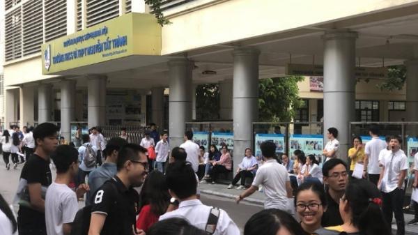Kỳ thi THPT quốc gia 2018: Nhiều bài thi môn Ngữ văn bị điểm liệt