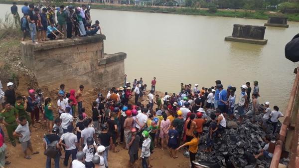 Quảng Trị: Tìm thấy thi thể nam thanh niên trên sông Hiếu