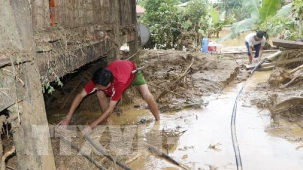 Cảnh báo lũ quét, sạt lở đất ở các tỉnh từ Hà Tĩnh đến Quảng Trị