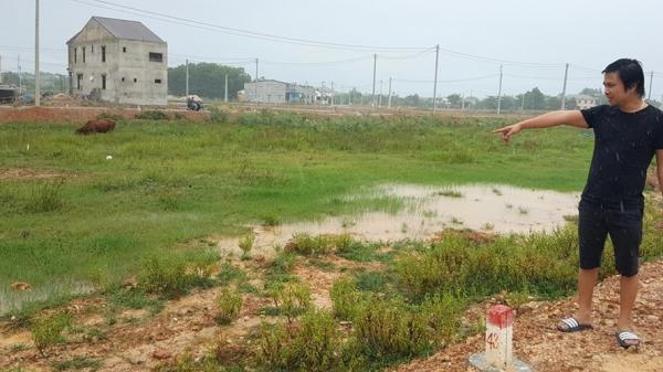 Quảng Trị: Dân bỏ hàng trăm triệu mua đất nhưng không được cấp sổ đỏ