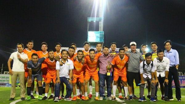 Giải đấu từ thiện ủng hộ gần 150 triệu đồng cho nạn nhân vụ tai nạn ở Quảng Nam